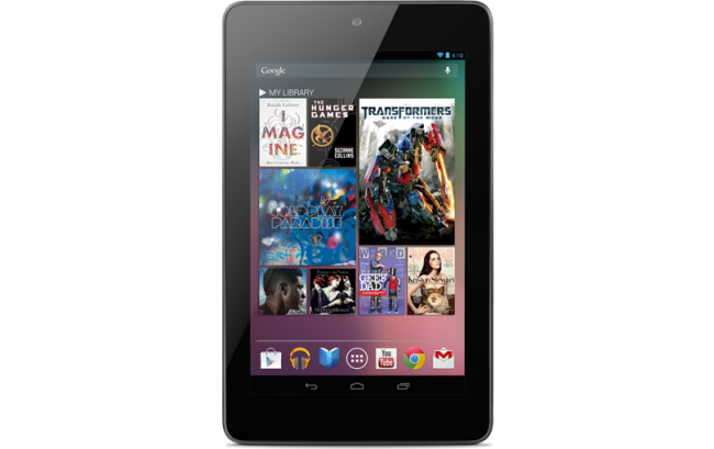 Google Nexus 7 – 7-inch tablet Now on Preorder | price just $ 199