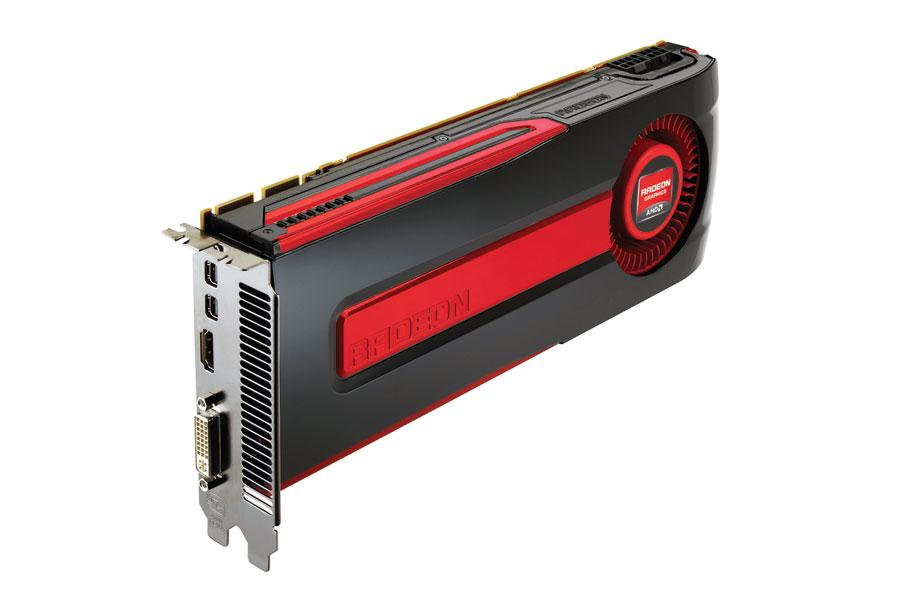 Radeon HD 7970 GHz Edition