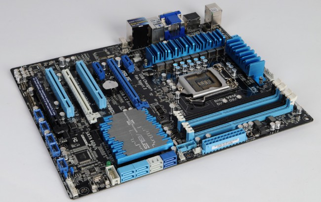 Drivers for Asus P8Z77-V LX Motherboard