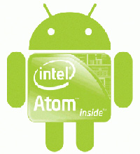 Android Jelly Bean on Intel Atom Processor