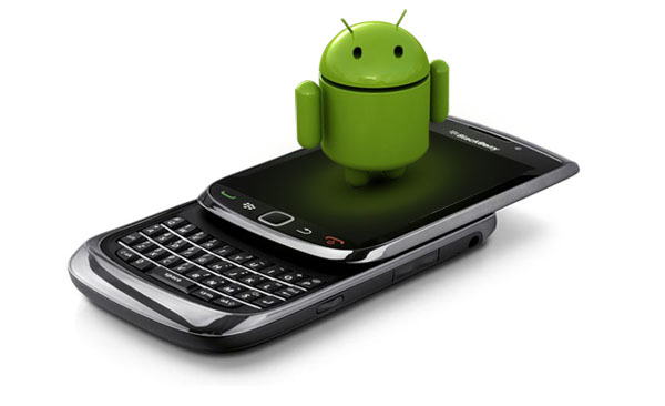 BlackBerry Android smartphones