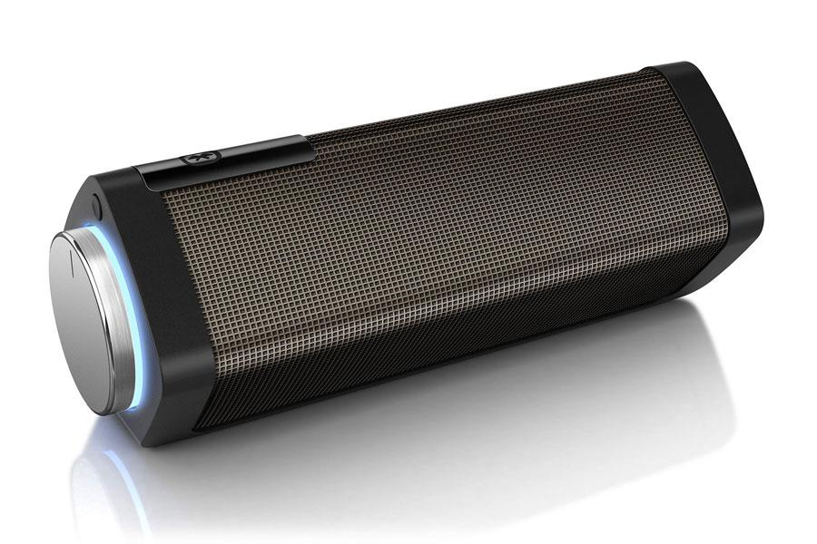escape bluetooth speaker how to change to input