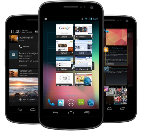 Apple banned Galaxy Nexus in U.S.