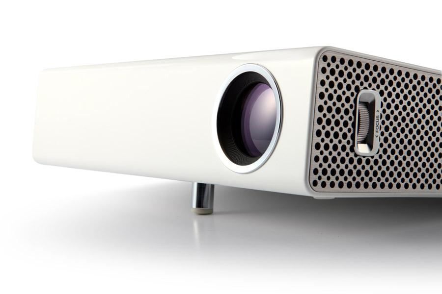 The lg pa70g is the brightest of mini projectors review for Good mini projector