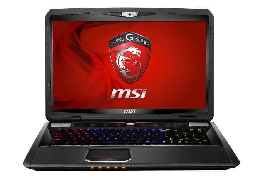 MSI GT270 Gaming Laptop