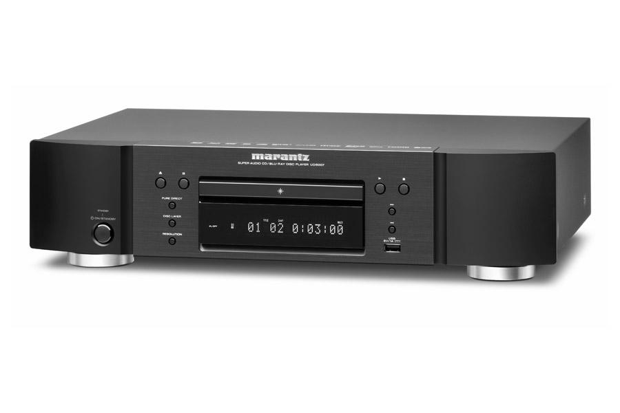 Marantz Ud5007 Blu Ray Universal Player Review And Specs