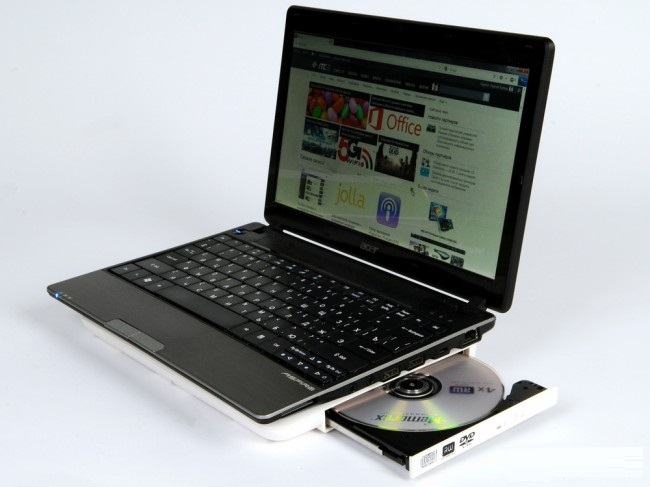 Merlin Netbook Dock