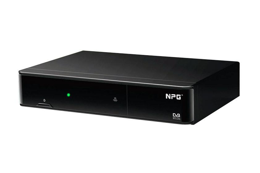 NPG DHT-S866A Android Smart TV Box