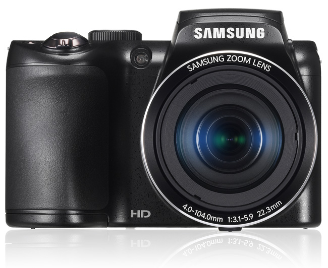 Samsung WB100 with Super Zoom