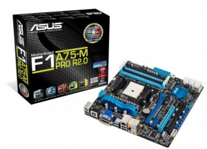 ASUS F1A75/A55 Series