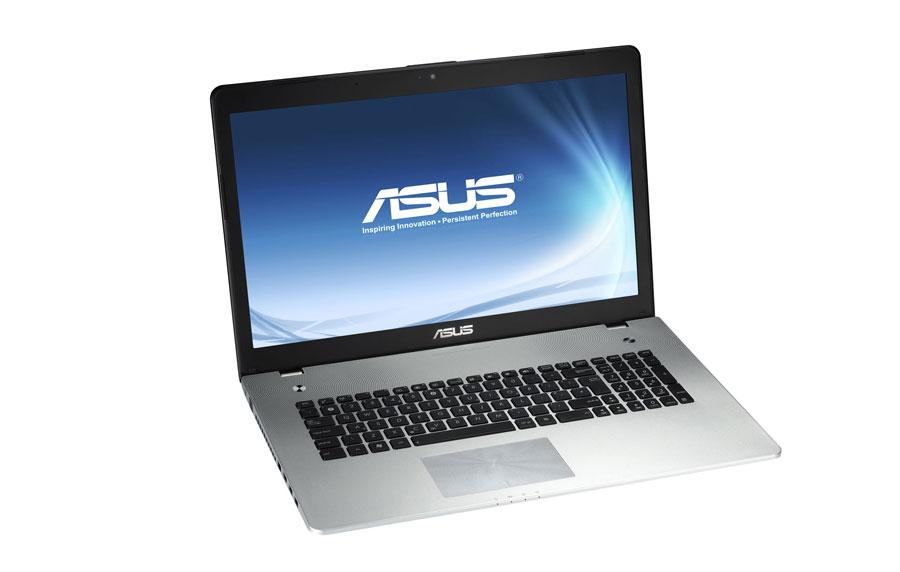 asus n76 notebook complete review specs. Black Bedroom Furniture Sets. Home Design Ideas