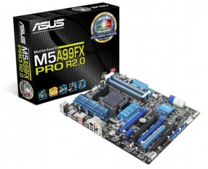 ASUS TUF Series M5A99FX PRO motherboard