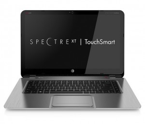 HP Envy and HP Spectre XT TouchSmart Ultrabook