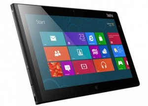 Lenovo Windows RT tablet