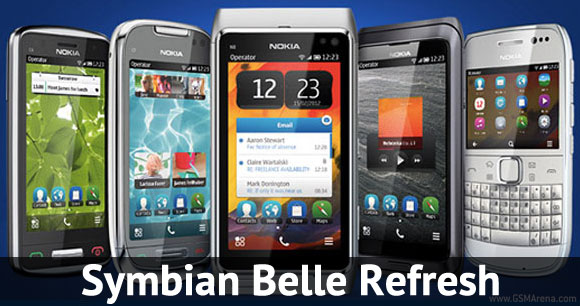 Belle Refresh update