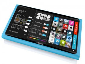Nokia Windows 8 smartphone