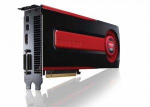 Radeon HD 7000 graphics