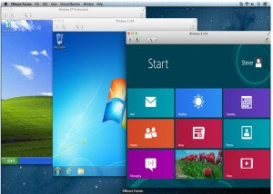VMware Fusion 5.0, Workstation 9.0 and Player 5.0