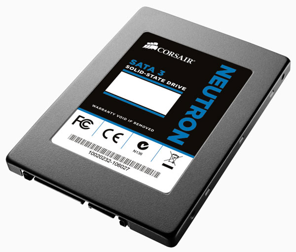Corsair Neutron Series and Neutron Series GTX SSD