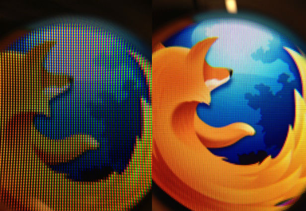 Firefox 18 with Retina Resolution Support