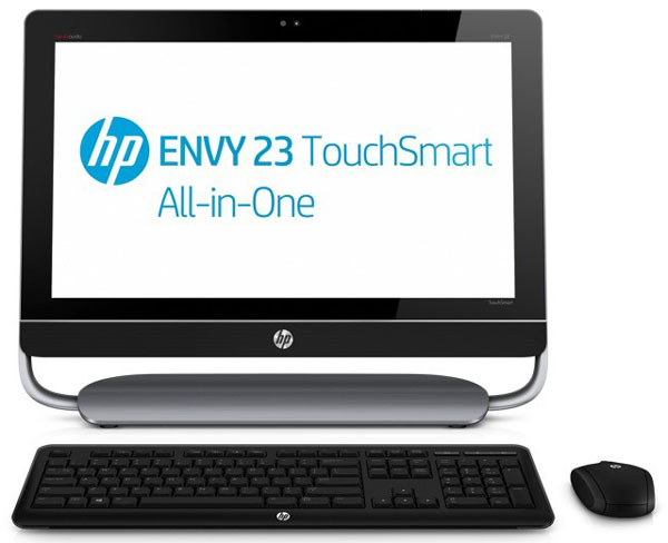 HP Envy 23, Envy 20, Spectre ONE and Pavilion 20 AIO