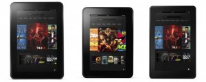Kindle Fire HD 8.9 Vs Kindle Fire HD 7 Vs new Kindle Fire