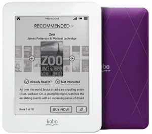 Kobo Mini Electronic Reader