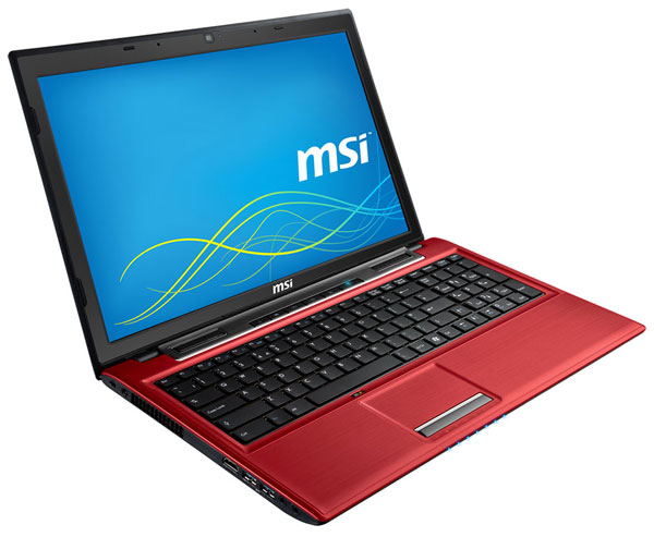 MSI CR61 notebook: Specs & Features
