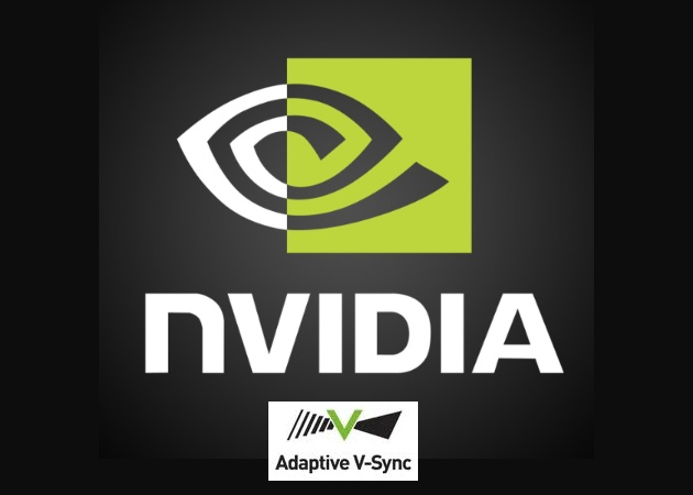 NVIDIA Adaptive Vertical Sync Video