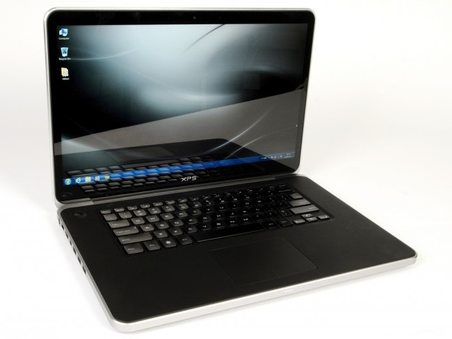 New Dell XPS 15