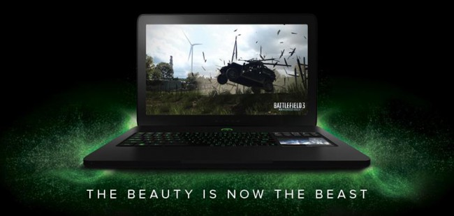 Razer Blade Laptop second generation