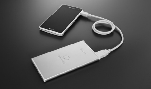 Sony external battery