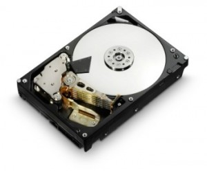 WD HDD with helium gas