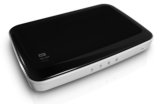Western Digital My Net N750 HD