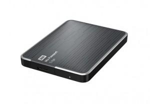 Western Digital My Passport Edge
