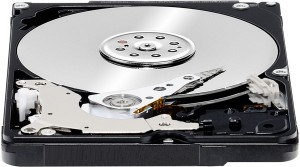 Western Digital hybrid drives