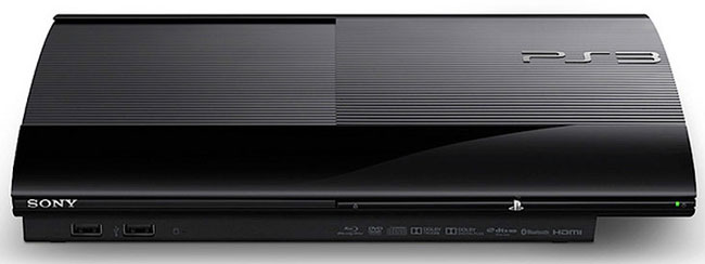 new PlayStation 3