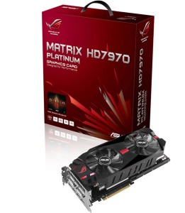 ASUS Matrix HD 7970