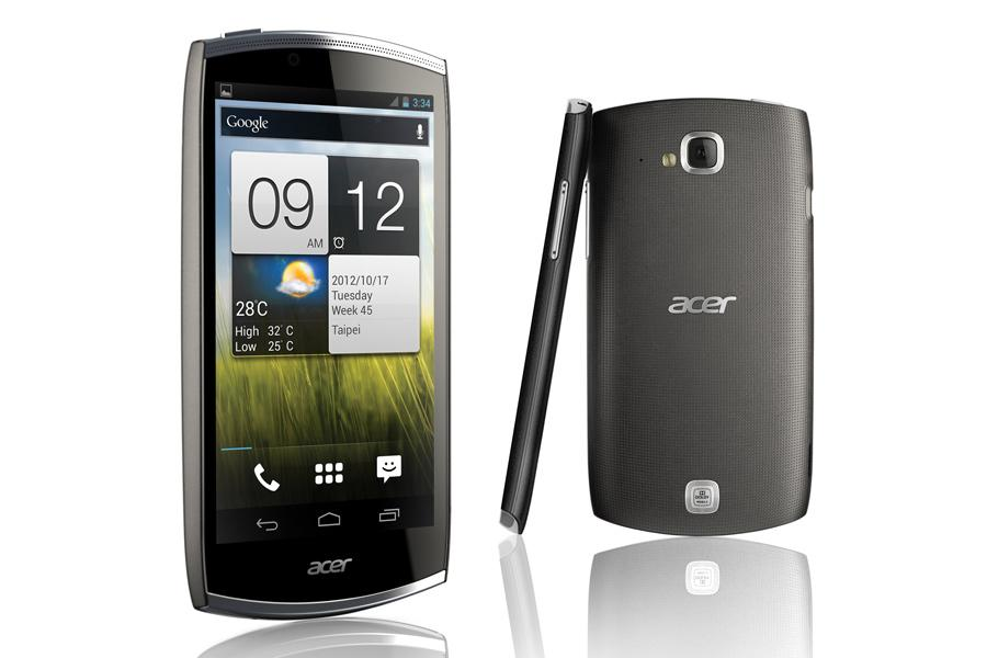 Acer CloudMobile S500 Powerful Smartphone: Review & Features
