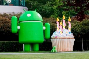 Android 4th Birthday