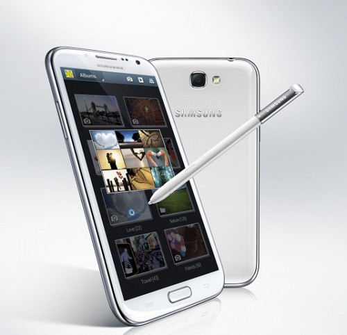Samsung Galaxy Note II goes official in Spain: Specs & Features