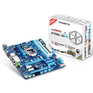 Gigabyte Z77MX-D3H TH