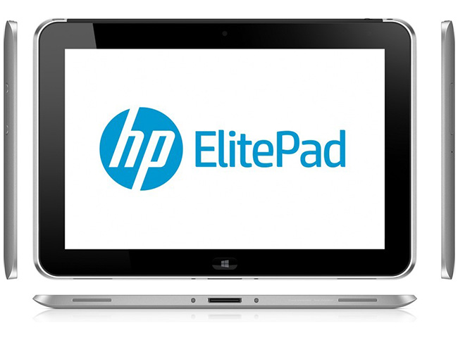 HP ElitePad 900: Windows 8 tablet with a rugged, but the standard display