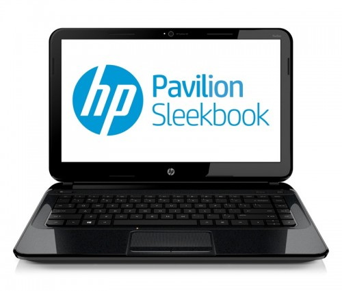 HP Pavilion Sleekbook 14 running windows 8 for all audience: Specs & Features