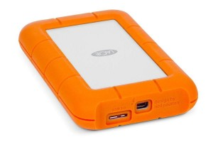 LaCie Rugged 120GB USB3