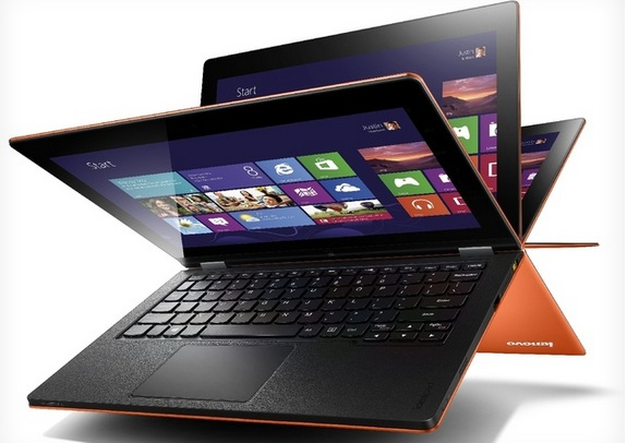 Lenovo IdeaPad Yoga with Windows 8: Specs & Features