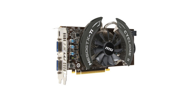 MSI GTX 650 Ti Power Edition graphics card: Specs & Features