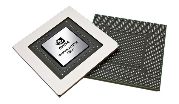 NVIDIA GeForce GTX 680MX