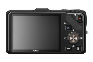 Nikon CoolPix S9200 display
