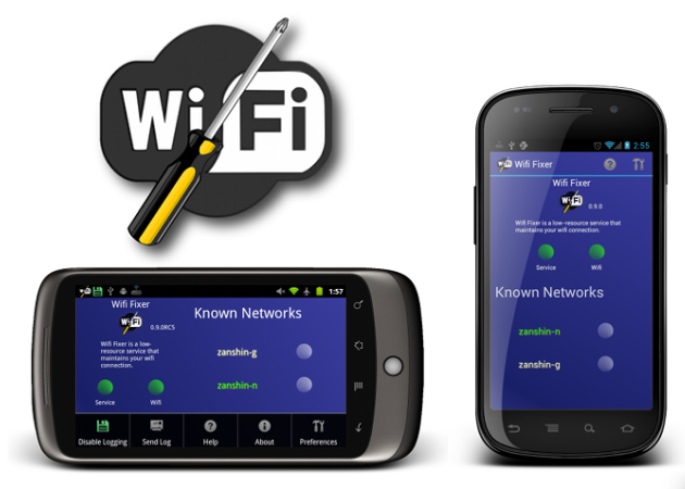 Wifi Fixer - How to fix Android Wifi problems